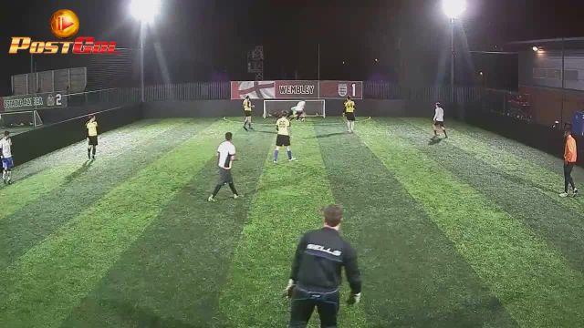 Mesut Moment - Through Ball vs Borussia Teeth