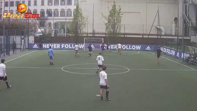 Gol su azione!