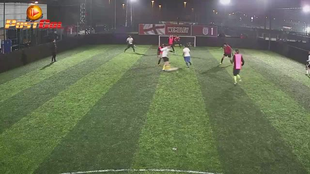 Haydons Road vs Murphy FC (Good first touch)