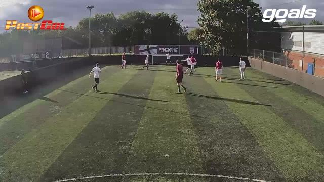 Keeper Frustrates the Striker