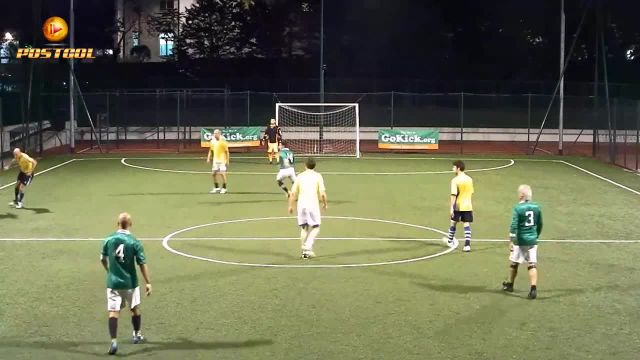 2° gol gokick cup 14