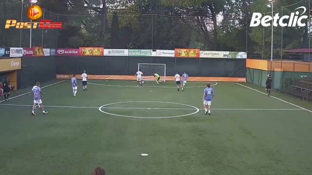Match finale - 1-0 own goal