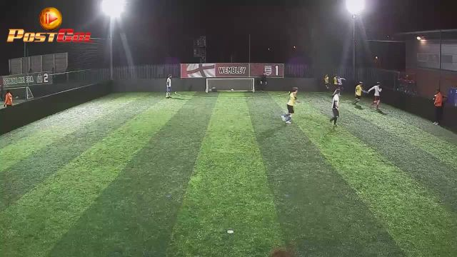 Final Whistle vs Borussia Teeth