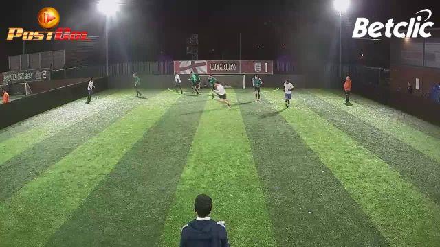 Haydons Road vs FC Wolf (Good pass, Good shot)