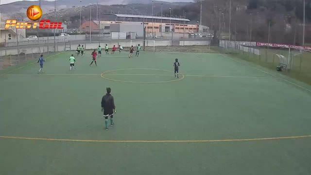 Gol squadra B 0-1