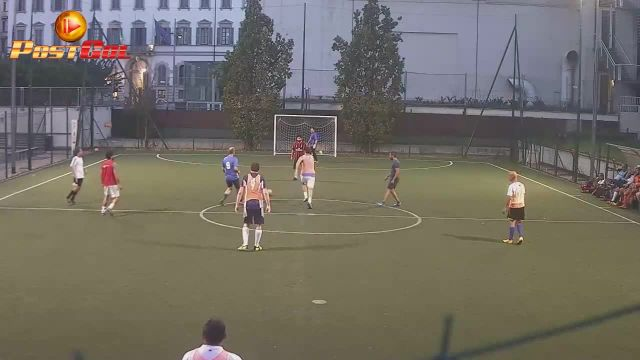 Kick-off goal