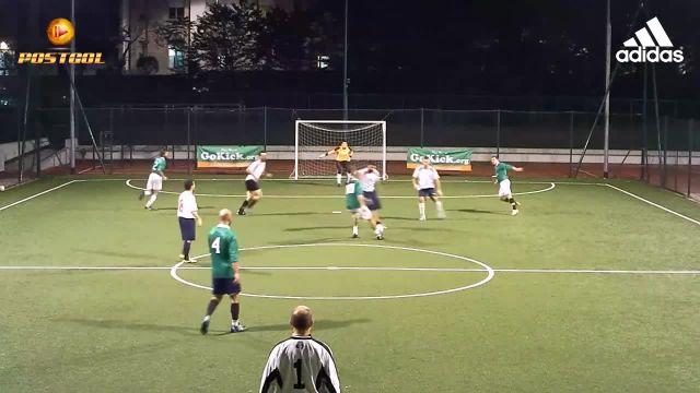 Gol vittoria GokickCup