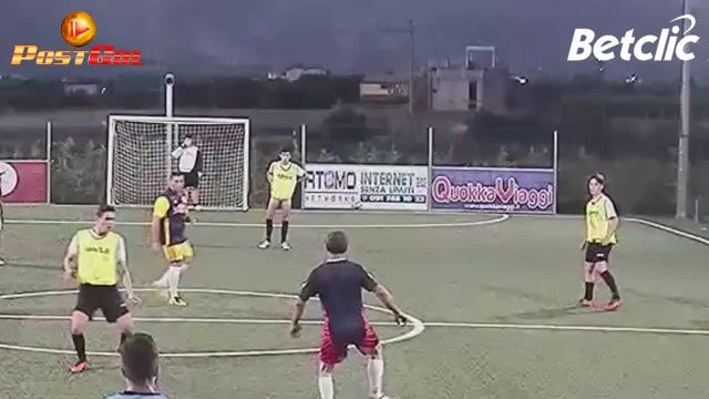 primo palo goal