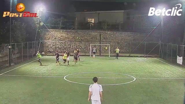 Gol del vantaggio