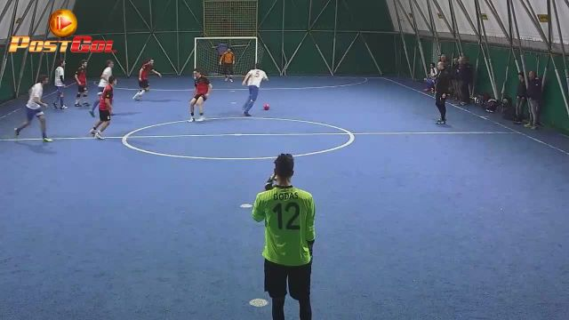 Doppietta Costanzo 0-6