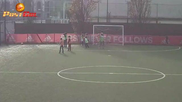 9 anni giacomo gol 3