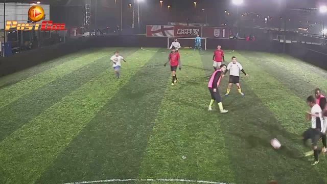 Haydons Road vs Murphy FC (Good pass- Good movemen