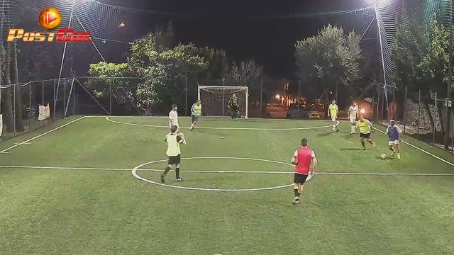 Dribbling e gol
