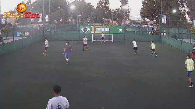 Goalkeeper mistake