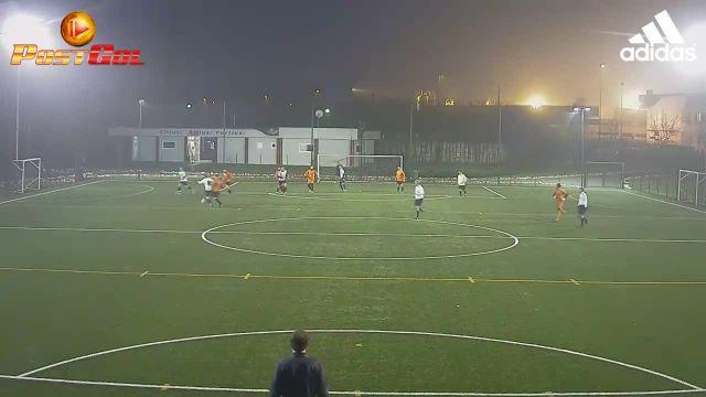 Gol del capitano Juri