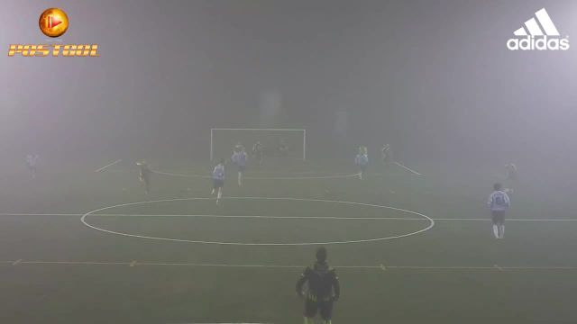 un lampo nella nebbia gran gol del domi