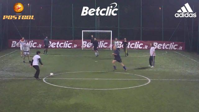 Bianchi VS Neri 1-1 STE 15'