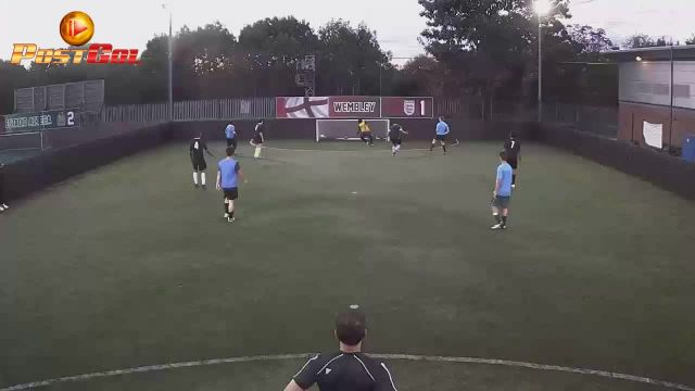 Goal straight from kick off