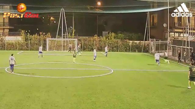 Diagonale Imprendibile di Ragusa...e gol vittoria