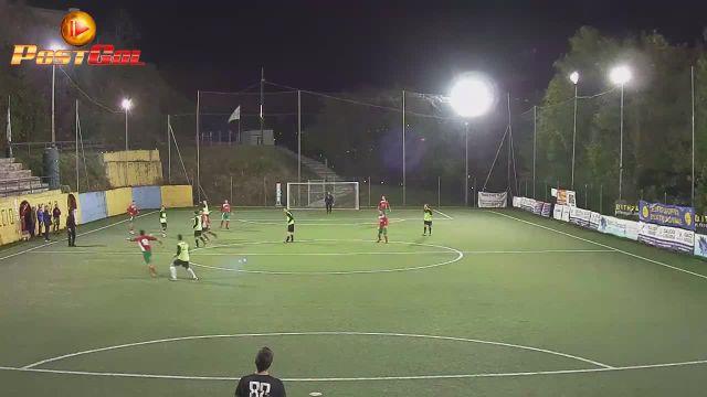 Goal di Matte (Big Apple 4 Ricreativo Milena 2)
