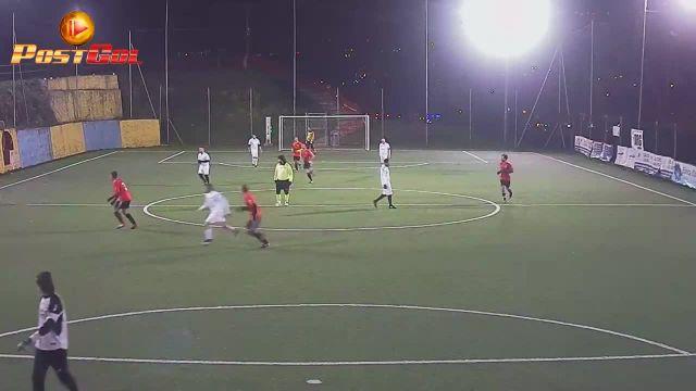 Gol di Matteo 1 a 0