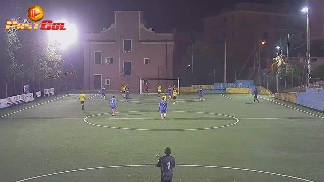 Gol Hassan sotto l'incrocio