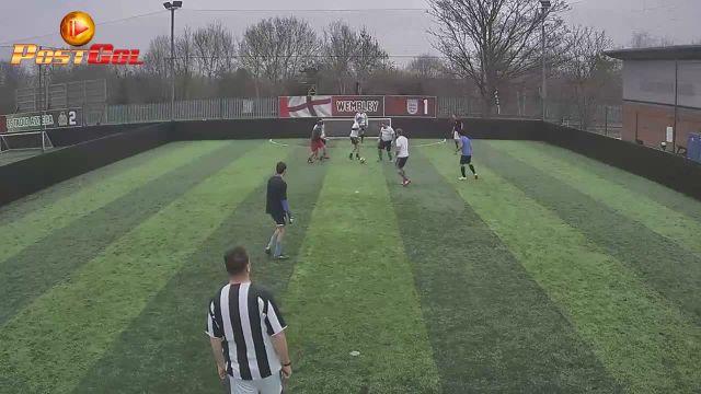 Goal 6 - Olly Dowdell