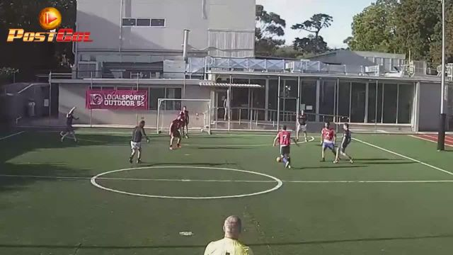 Alan goal