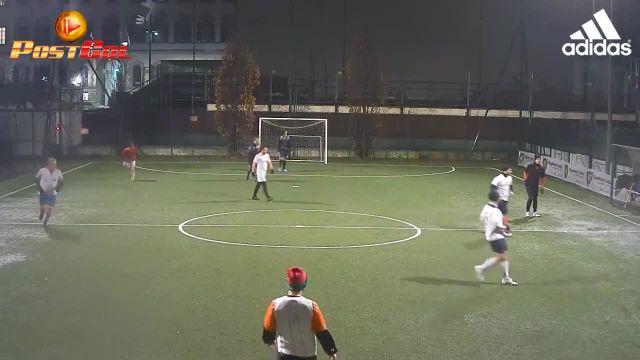 Aggancio,dribbling e gol Borca Valero