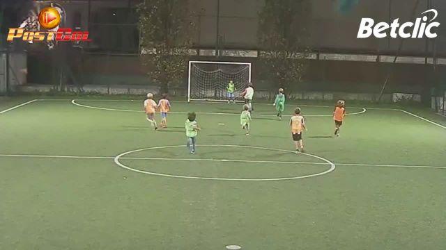 Festa Jacopo: gol 10 a 1
