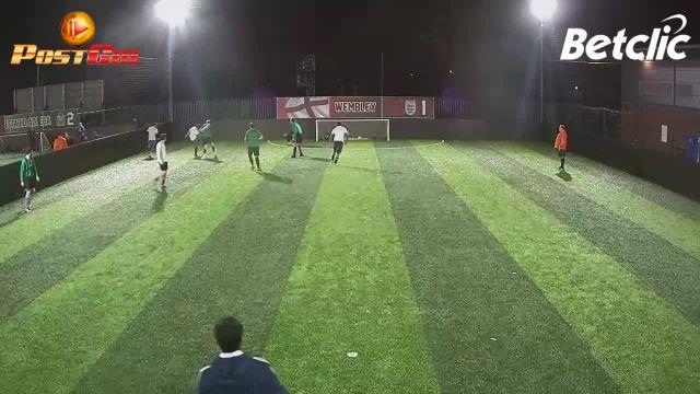 Haydons Road vs FC Wolf - Good pressing - Outside