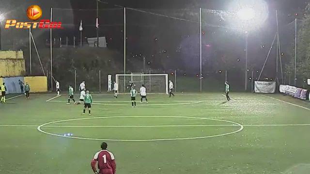 Gol claudio -calacticos