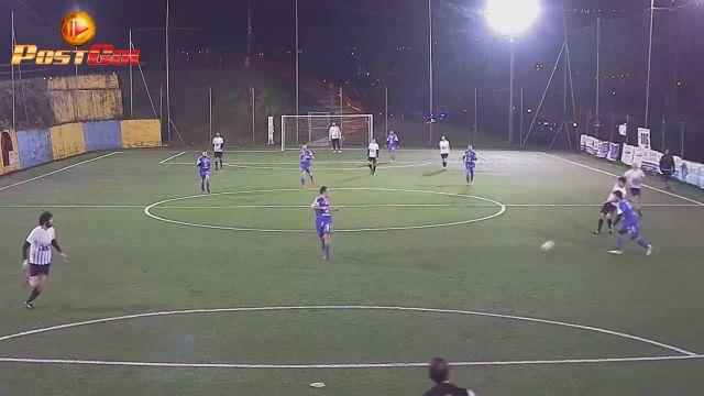 assist e gol!