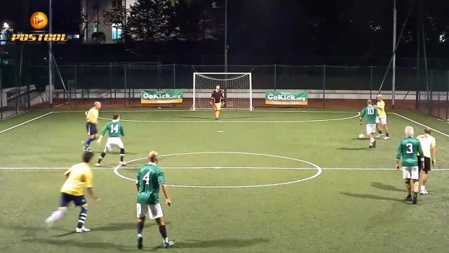 3° gol gokick cup 14