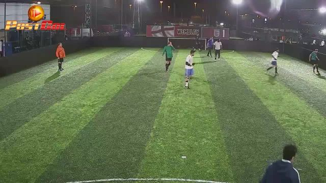 Haydons Road vs FC Wolf (Good skill and nutmeg pas