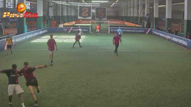 Yev 3rd Goal