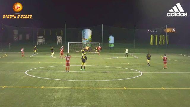 AM - SpPC 0-2 (gol)