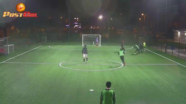 Goal dell'1 a 0...William